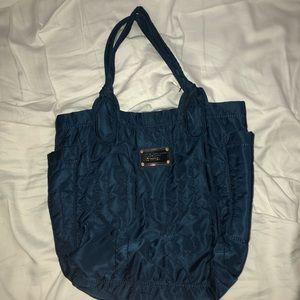 Blue Marc Jacobs tote bag